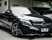 Benz C300 Cabriolet AMG Dynamic Package ปี2018