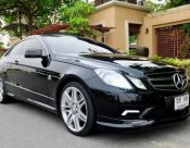 Benz E-Coupe W207 AMG Package  ปี2012