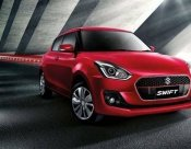 2018 Suzuki Swift GL hatchback