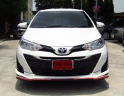 Toyota (New) Yaris  5 ประตู 1.2  (E) VVT-I ปี 2018