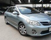 Toyota Altis 1.8 E ปี 2013