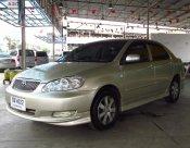 Toyota Altis 2007 รถเก๋ง 4 ประตู