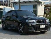 BMW X4 Xdrive 20d M-Sport ปี 2018