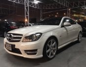 Benz C180 Coupe AMG Sport Package ปี 2012