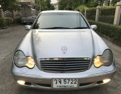 2002 Mercedes-Benz C200 Elegance sedan