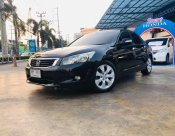 HONDA ACCORD 2.4 EL NAVI AT ปี2010