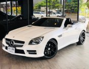 2015 Mercedes-Benz SLK200 AMG Sports convertible