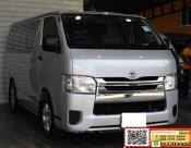 Toyota Hiace 3.0 ตัวเตี้ย D4D Van MT 2014