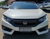 2016 Honda CIVIC Turbo sedan