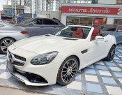 Mercedes-Benz SLC 300 AMG Dynamic สีดำ ปี 2016