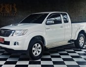 🔥 Toyota Hilux Vigo Smartcab 2.5E Prerunner ปี 2014 สีขาว 🔥