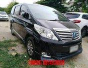 Toyota  #ALPHARD 2.4V HYBRID  ปี 2013