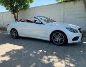 2014 Mercedes-Benz E200 AMG Dynamic convertible