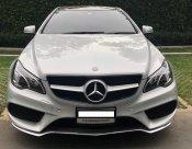 ขาย 2016 Mercedes-Benz E200 2.0 W207 (ปี 10-16) รถบ้าน เจ้าของขายเอง ใช้น้อยมาก 32,xxx กม.