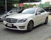 ขายรถ 2ประตู สุดหรู 2014 Mercedes-Benz C180 AMG 1.6 W204 (ปี 08-14) Coupe AT