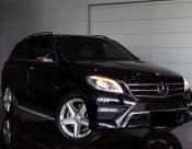 Mercedes Benz ML250 cdi blueEfficiency amg 2.1 w166 sport suv  2013