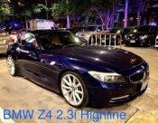 .BMW Z4 2.3i Highline ปี10