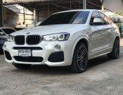 BMW X4d m sport ปี2017 แท้
