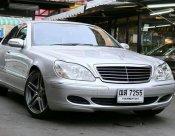 Benz W220 S280L V6 ปี 2005