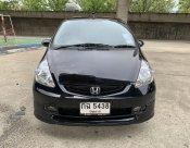 ฟรีดาวน์ Honda Jazz 1.5E Idsi ปี 2004 สีดำ ไม่แก๊ส เล่มพร้อมโอนทันที