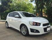 Chevrolet Sonic LT hatchback ปี 2013