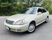 ออกรถไม่มีค่าใช้จ่าย Nissan sunny Neo Super VIP เครื่อง 1.5 AT เกียร์ออโต้ ปี 2006 คลองหลวง