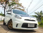 Nissan MARCH  1.2 E AT ปี 2012