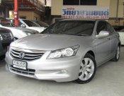 2012 Accord 2.0 EL i-VTEC +ฟรีดาวน์+ฟรีประกันภัย+รถสวยรออะไรมาซื้อสิ