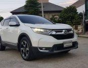 HONDA NEW CRV 2.4EL 4WD ปี 2017