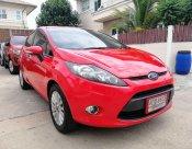 ขาย Ford Fiesta 1.5 5D Auto 2013 รถบ้านสภาพสวยเดิมพร้อมใช้งาน ไม่เคยติดแก๊ส