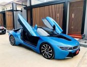 BMW i8 Leicester City Limited (3คัน ในไทย)