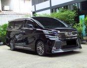 Toyota Vellfire 2.5 ZG Edition Top ปี 2015