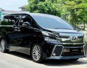 Toyota Vellfire 2.5 G Edition ปี 2016