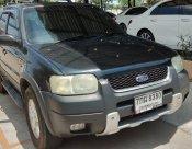 ขายรถ Ford escape 3.0 XLT AT ปี 05  ไม่มีชน ไม่มีคว่ำ รถบ้าน เดิมๆ มีเล่มชุดโอนพร้อม  Web 169,000  ขาย ตามสภาพ