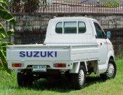 ซูซูกิแครี่ ปี2011  เปิดได้สามด้าน ลอนกระบะสวย รถสวย สภาพดี ไม่โทรม พร้อมใช้งาน  น้ำมัน+แก๊สLPGหัวฉีดโรงงาน  เครื่อง+เกียร์+ช่วงล่างสมบูรณ์ การันตีสภาพรถพร้อมใช้งานจริง  ฟรีดาวน์  ราคา 163,000 .-