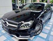 Mercedes-Benz  CLS 250  CDI  สีดำ 2014