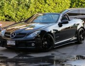 2009 Mercedes-Benz SLK200 AMG coupe