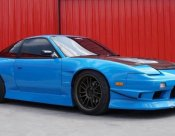1991 Nissan 200 SX coupe