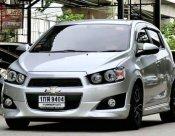 ขายรถใช้งานเมืองดีประหยัด Chevrolet Sonic 1.4 LTZ 2013