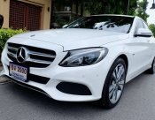 Mercedes-Benz C350 PLUG-IN HYBRID 2018 รถเก๋ง 4 ประตู
