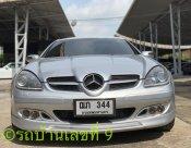 """Y2008 Mercedes Benz SLK 200 Kom Roadster (R171) """"Edition 10"""" สีบรอนซ์เงิน"""