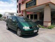 2003 Seat Alhambra Family wagon ออโต้ดีเซลเดิมออกห้าง