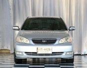 2004 Toyota Corolla Altis E sedan