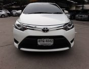 2015 Toyota VIOS G sedan