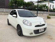 2012 Nissan MARCH 1.2 EL
