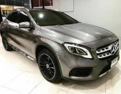 Mercedes Benz GLA 250 AMG facelift ท็อปสุด ปี2018