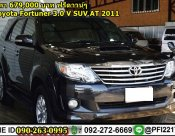 Toyota Fortuner 3.0 V SUV AT 2011