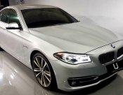 2015 BMW 528i Luxury sedan