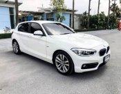 2016 BMW 118i Sport F20  สีขาวสวย ใส ไร้กังวลด้วย BSI ถึงปี 2021