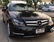 BENZ C-CLASS, C180 COUPE โฉม W204 ปี 2012